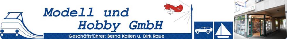 Modell und Hobby Shop-Logo